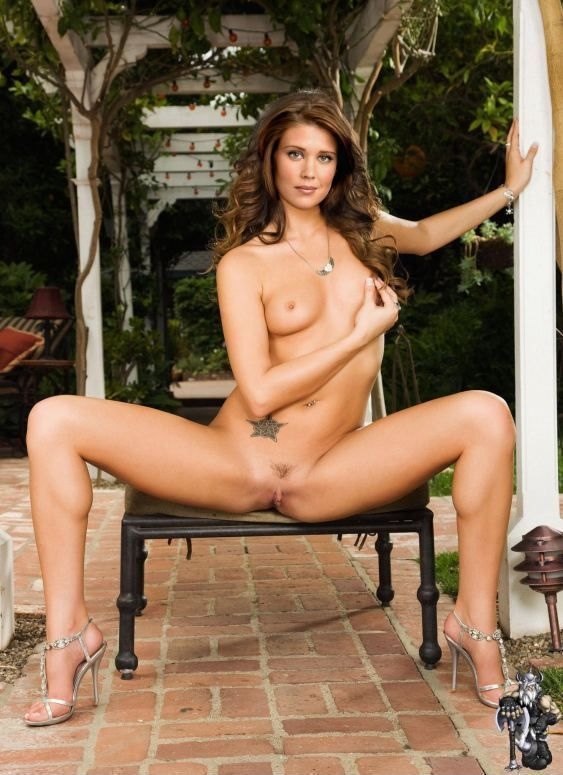 With you Sarah lancaster blonde nude words